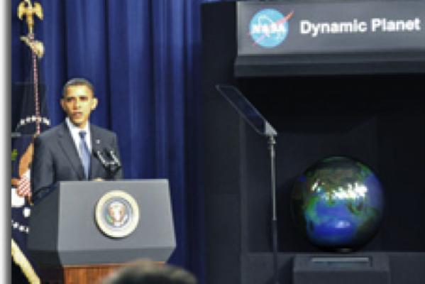 NASA Kampanya